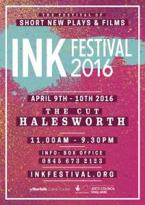 21149 INK Festival A4 Poster